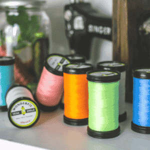 Ahrora™ - 40wt Glow in the Dark Polyester Thread