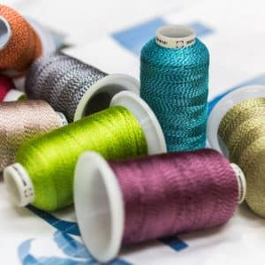 D-Twist™ - 2ply Twisted Rayon Thread
