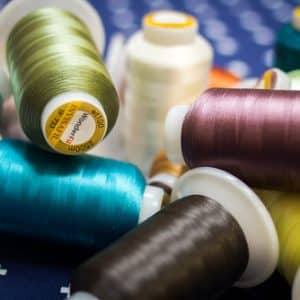 InvisaFil™ - 100wt Cottonized Polyester Thread